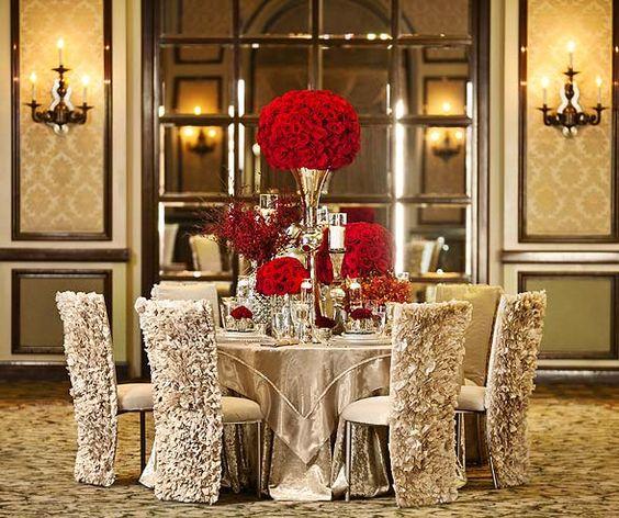 ideas centros de mesa elegantes para bodas