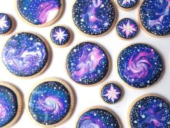 galaxia cookies