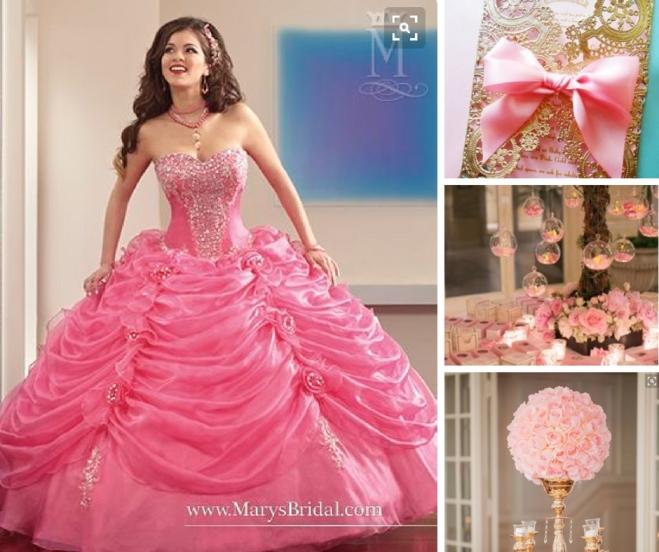 El Significado del Color de Vestido para 15 Años – Ideas fiesta de ...