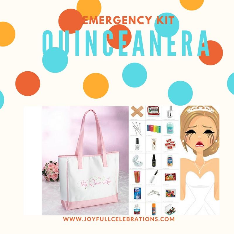 quinceanera-emergency-kit