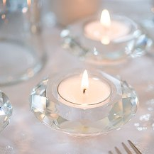 diamond-candle