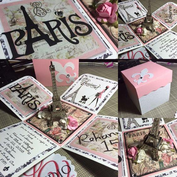 Paris Invitacion