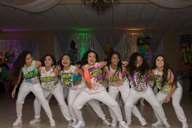 Quince dance