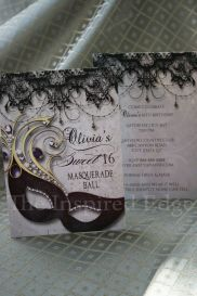 mask invitation
