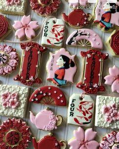 mulan cookies