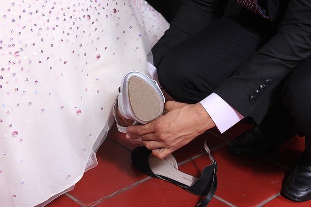 cambio de zapatilla