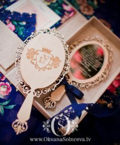 Quince wood Invitation