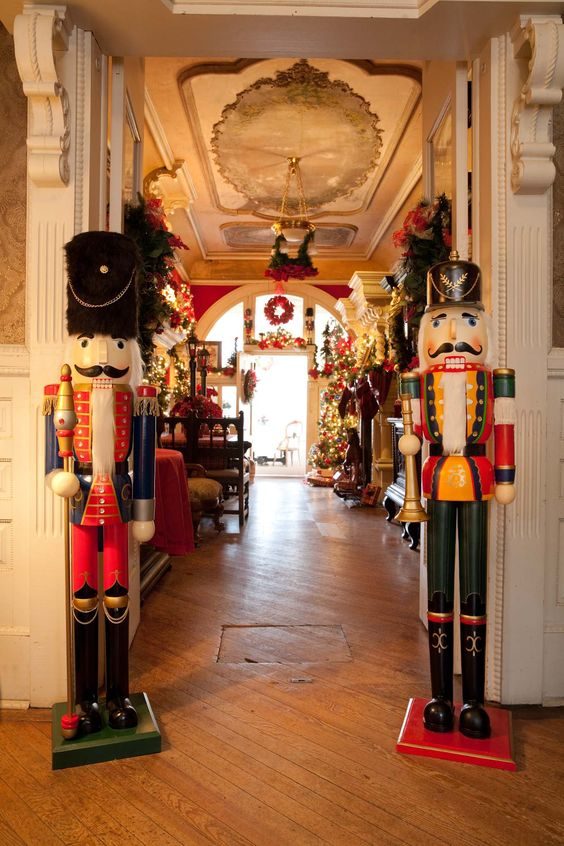 Nutcracker decoration