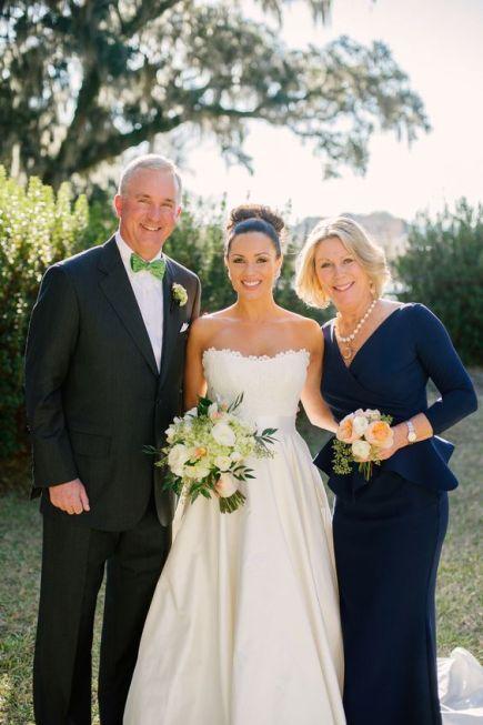 parents & Bride